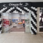 A new Dimanche Lingerie store has been opened in Saransk